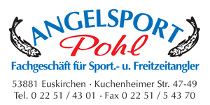 Angelsport Pohl